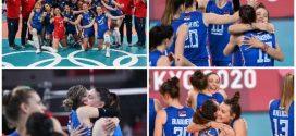 ODBOJKAŠICE OSVOJILE BRONZU, SRBIJA OBORILA OLIMPIJSKI REKORD: Srpkinje demolirale Koreju za devetu nacionalnu medalju u Tokiju!