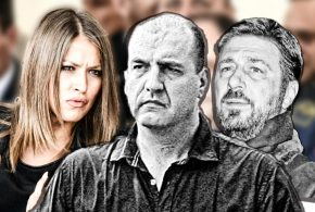 KO JE BIO GALE SA KOJIM JE MIŠA OGNJANOVIĆ PRIČAO O DIJANI: Kum Luke Bojovića i advokat zamerili se Hrkalovićevoj, pa UBIJENI?